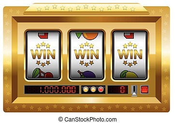 Win Slot Machine Gold - Slot machine - win-win-win-game....