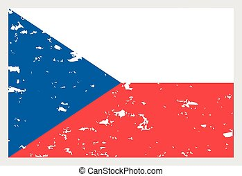 Czech Republc Flag