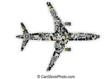 Spare parts for shop auto aftermarket - Spare parts airplane...