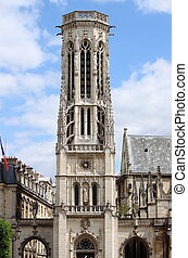 Church of Saint Germain l'Auxerrois