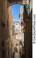 Malta streetview, Valetta