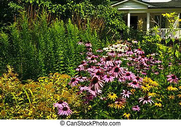 居住, 花園, 景觀美化