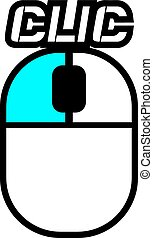Cyan clic - Creative design of Cyan clic