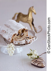 Christmas cakes - Christmas cake stollen keks and...