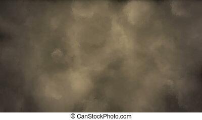 clouds fog 4k