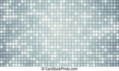 glowing glitter mosaic loopable background - glowing glitter...