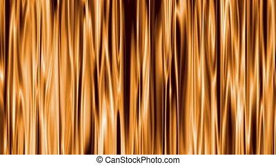 curtain gold 4k