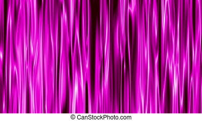curtain pink 4k