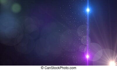 stars lens 4k