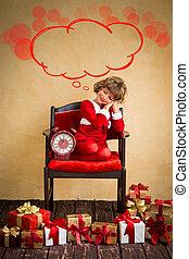 Christmas holiday concept