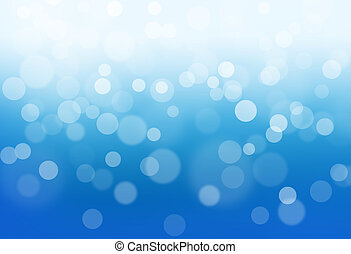 bokeh abstract backgrounds - blue bokeh abstract glow light...