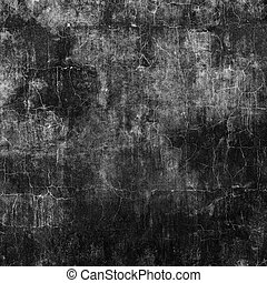 Grunge black wall .Urban texture - Grunge texture of dirty...