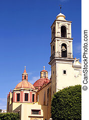 Convent of San Antonio - Queretaro, Mexico - Historic Temple...