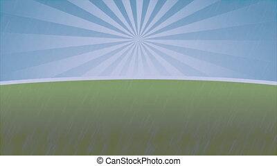 Change of Landscape design, Video Animation, HD1080