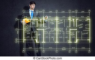 konstruktion,  layout