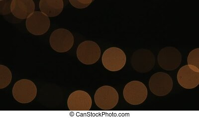 Beautiful Christmas background - Bokeh lights. Beautiful...