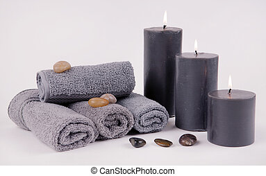 spa, products, candle and more