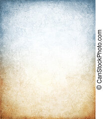 Glowing Two-toned Background