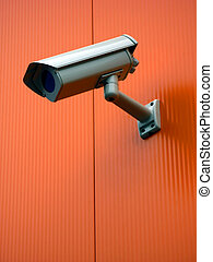 security camera - surveillance