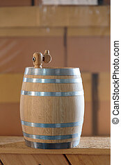 Whiskey Barrel Small Size