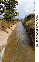 Irrigation drainage water supply - Irrigation, drainage,...