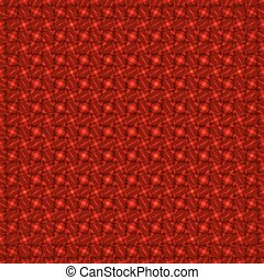 Knitted wool vector background. Abstract seamless pattern.