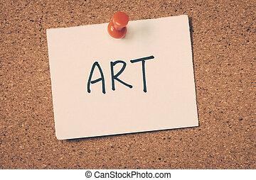 művészet