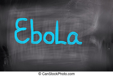 Ebola, conceito,
