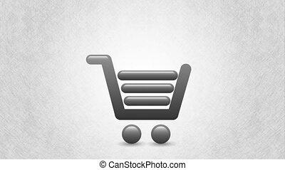 E-business icon design, Video Animation HD1080
