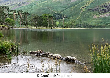 View of Buttermere
