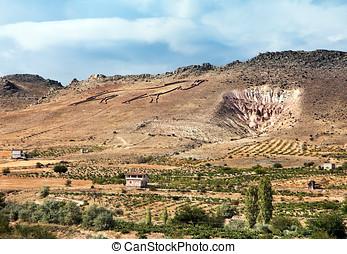 Cappadocia - The Land of Horses - Name Cappadocia means:...