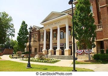 City Hall - Duluth Georgia City Hall