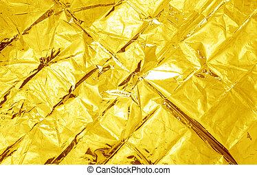 gold leaf - Gold Background
