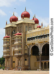 Mysore Palace - Palace of Mysore in India