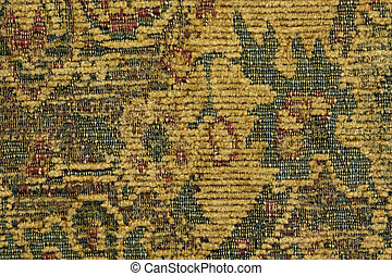 Upholstry fabric macro - A Upholstry fabric macro background
