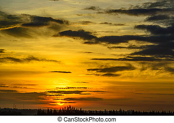 Sun Set - Sun set