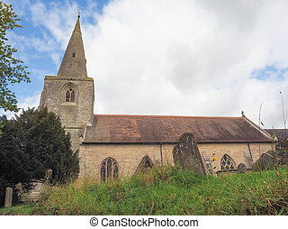 St Mary Magdalene church in Tanworth in Arden - Parish...
