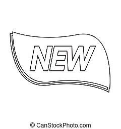 New Label icon