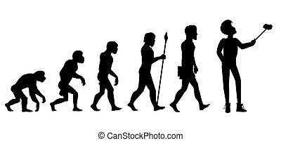 Human Evolution from Ape to Man