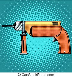 Hammer drill power tools