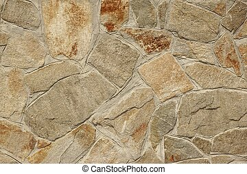 Shiny Flagstone Mosaic Tiled Texture Ornamental Background