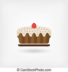 pie baking icon