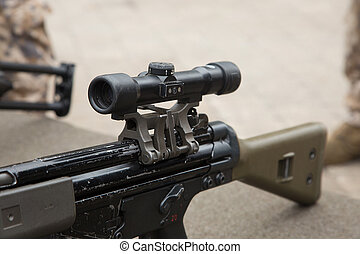 optical sight attach for rifle - Optical sight attach for...