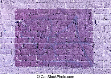 Brick texture with scratches and cracks - old Brick texture...