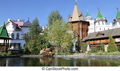 Kremlin in Izmaylovo, Moscow, Russia