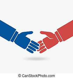 business teamwork logo concept