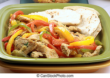 mexican fajitas - mexican fajitas made with delicious...