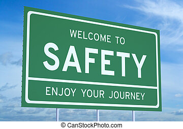 Welcome to Safety concept