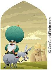 Nasreddin, Hodja, 2,