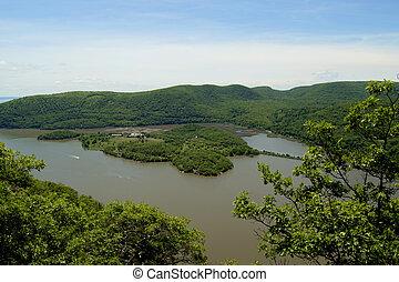 Hudson River, New York